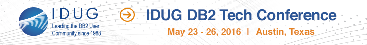 IDUG2016 Banner